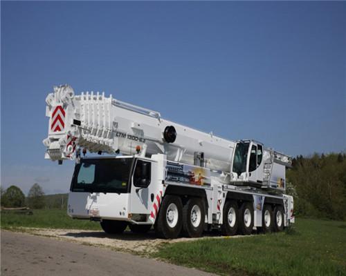 LTM1300/1-300t全液压汽车吊机